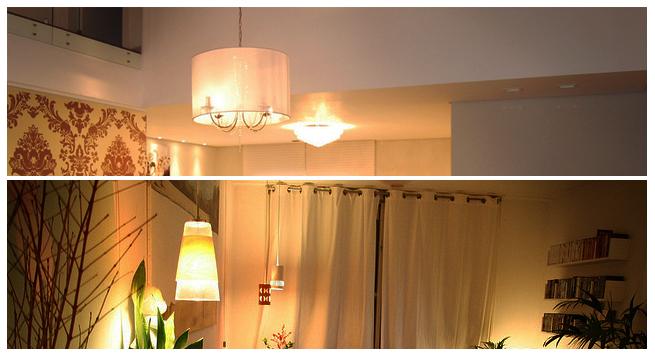 Design Guide 6 Living Room Ceiling Lighting Ideas
